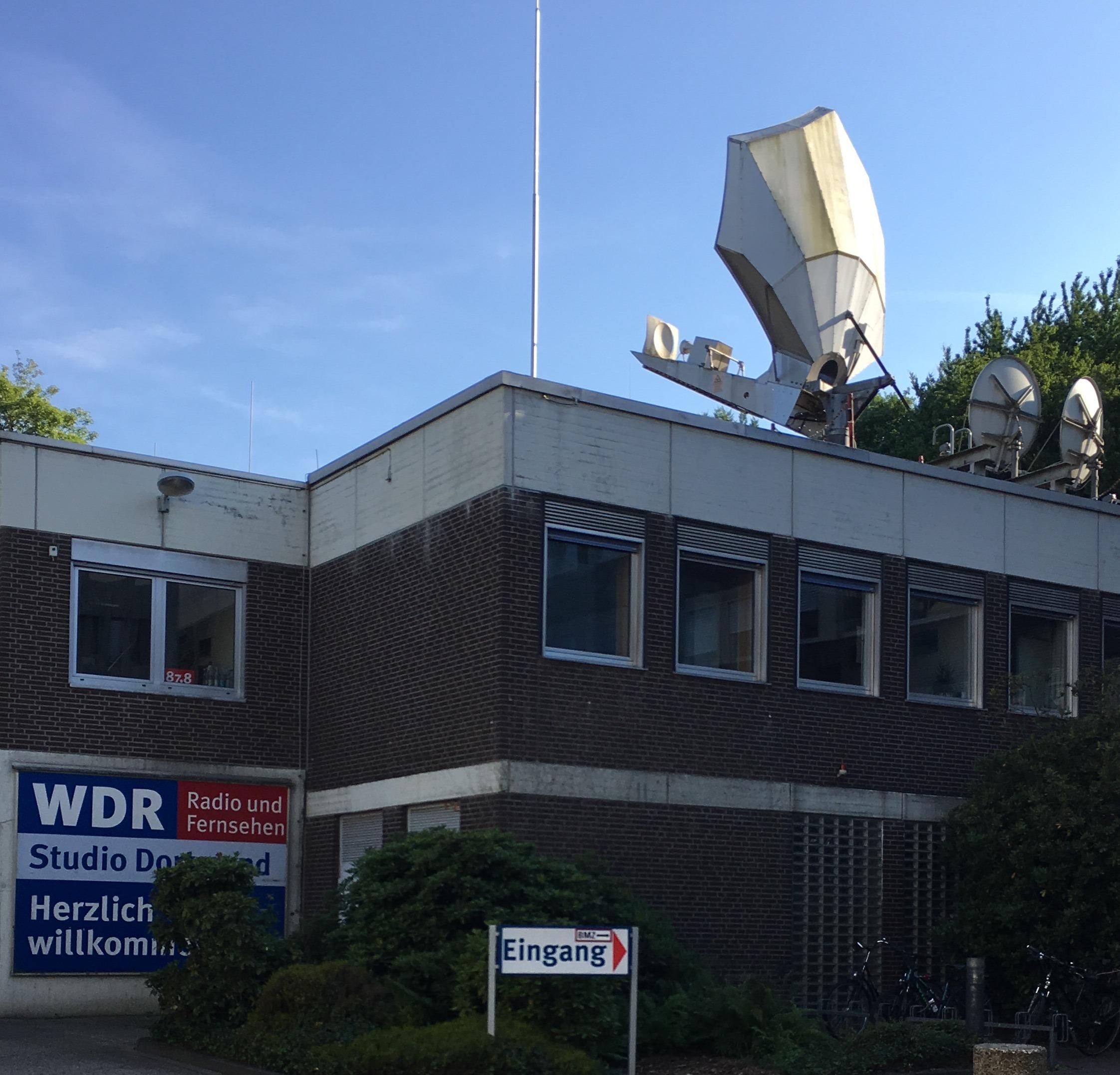 Die Grasbeißerbande live beim WDR zu Gast